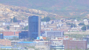 ... Kim Dae-Jung, Kaesong industrial complex opened in 2004 (AFP Photo