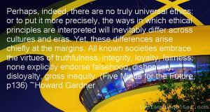 Quotes About Ethical Principles Pictures