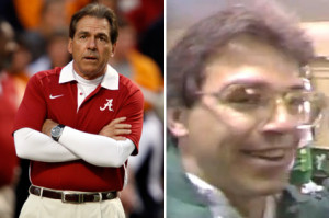 Nick Saban: Funny Picture from 1988 Rose Bowl (PHOTO/VIDEO)