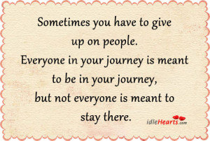 Give, Give Up, Inspirational, Journey, People, Stay