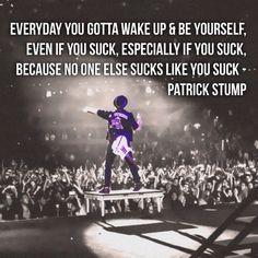 patrick stump quotes more bands patrick stump quotes pete wentz quotes ...