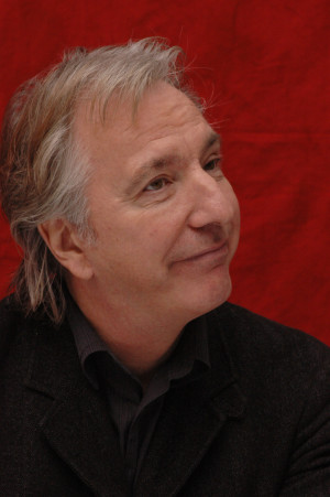 Funny Quotes by Alan Rickman
