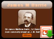Download James M Barrie Powerpoint