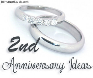 of traditional second anniversary gifts and modern second anniversary ...