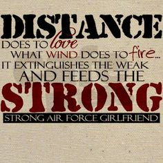 Love this. Our distance is for school, not military. But still a great ...