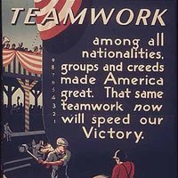 quotes working together photo: Team Work among Nationalities ...
