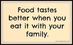 What food will you be sharing with your family today? Checkout our ...