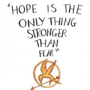 Hunger Games Quote / Catching Fire / President Snow