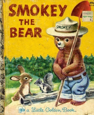 "Start by marking ""Smokey the Bear (Little Golden Book)"" as Want to ..."