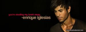 Enrique Iglesias Heartbeat Quote