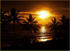 vacances hawaïennes Wallpaper