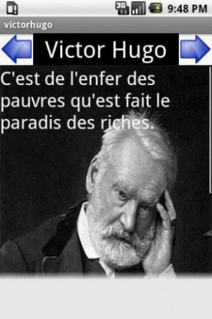 Victor Hugo Music Quote In French