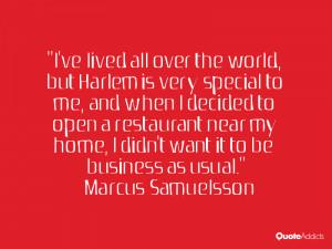 Marcus Samuelsson