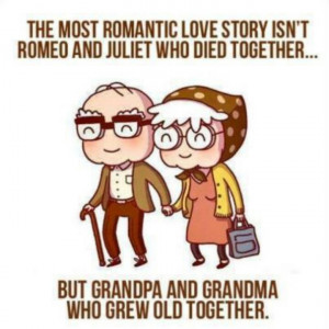 Let's grow old together :)