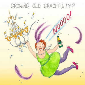 Growing Old Randumbuzz