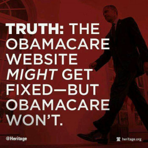The truth about Obamacare.