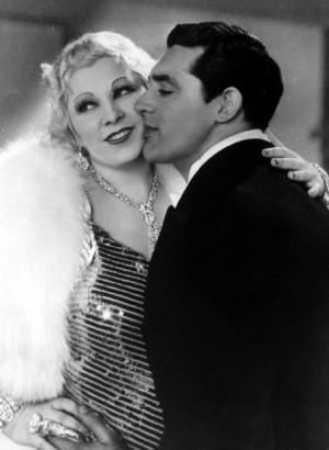 Classic Movies Cary Grant And Mae West