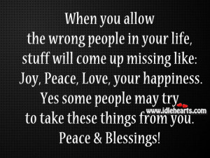 Peace Love Happiness Quotes Joy, peace, love