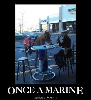 Always A Marine .