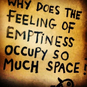 Emptiness Quotes