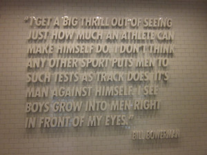 ... bowerman #running #run #running quote #quote #fitness #track and field