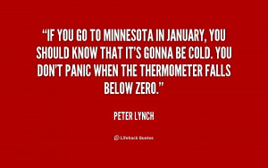 Quotes About Minnesota