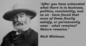 Walt whitman famous quotes 4