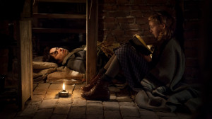 """THE BOOK THIEF"""" FIRST LOOK PHOTOS"""