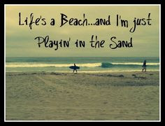 Jimmy Buffett/Beach Quotes