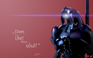 games quotes mass effect 3 geth legion mass effect Games Mass Effect ...