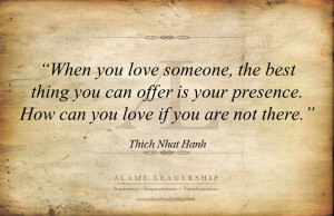 Ven. Thich Nhat Hanh on Mindfulness and its essence for non-violent ...