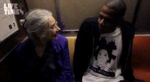 Jay Z Meets Woman on the Train