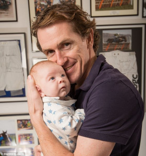 Meet the new AP McCoy! The champion jockey may be getting close to his ...