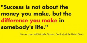 It's important to push yourself further than you think you can go ...