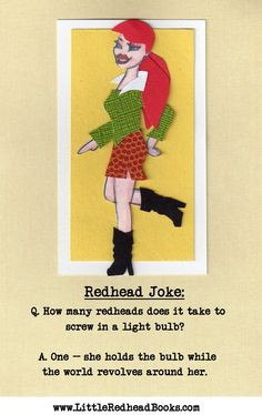 ... redheadisms by little redhead books etsy me 15fbi4j more redheads book