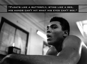 Muhammad Ali Famous Pictures And Quotes
