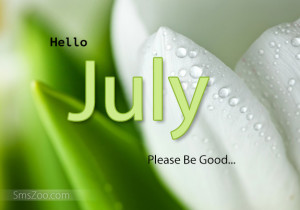 Happy New Month July 2015 Sms & Quotes