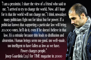 Pep Guardiola Quotes