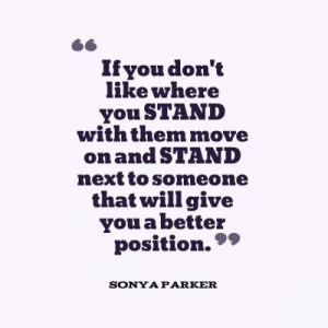 Stand by You Quotes