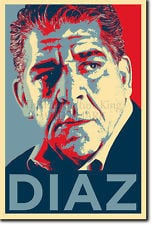 JOEY DIAZ PHOTO PRINT 3 POSTER GIFT (OBAMA HOPE INSPIRED) THE CHURCH ...