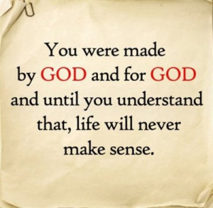 ... Until You Understand That, Life Will Never Make Sense ~ Clever Quote