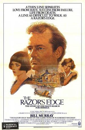 the razor s edge 1984