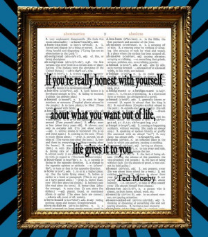 Ted Mosby Quote from How I Met Your Mother Awesome by Juxtified, $4.95 ...