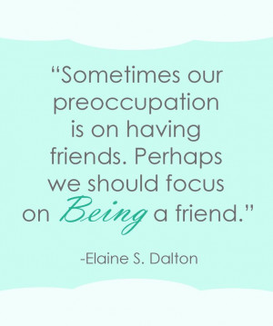 Showing Gallery For Lds Quotes On Friendship