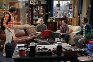 Sheldon Cooper Meets Stephen Hawking and Other Big Bang Theory Fun ...