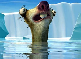 Related Pictures sid the sloth in ice age handout