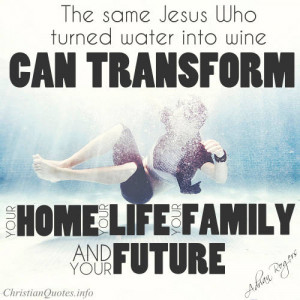 Adrian Rogers Quote – Transformation