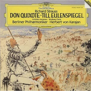 Richard Strauss Don Quixote...