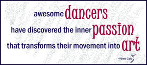 Awesome Dancers