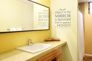 Bathroom Quotes HD Wallpaper 7